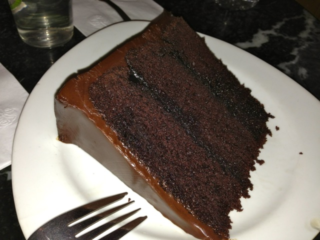 Best Chocolate Cake in NYC WeCouldEat